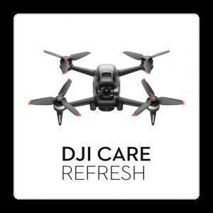 DJI fpv drone care refresh draudimas